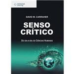 Livro - Senso Crítico do Dia-a-dia às Ciências Humanas