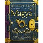 Livro - Septmus Heap - Magya