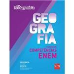 Livro - Ser Protagonista: Geografia - Caderno de Competências Enem - Ensino Médio