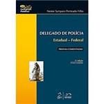 Livro - Série Concursos Públicos - Delegado de Polícia - Estadual - Federal - Provas Comentadas