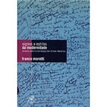Livro - Signos e Estilos da Modernidade - Ensaio Sobre a Sociologia das Formas Literárias
