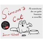 Livro - Simon's Cat: as Aventuras de um Gato Travesso e Comilão