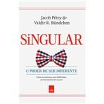 Livro - Singular: o Poder de Ser Diferente