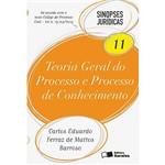 Livro - Sinopses Jurídicas: Teoria Geral do Processo e Processo de Conhecimento
