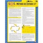 Livro - Sínteses Organizadas Saraiva - Método de Estudo para Provas e Concursos Públicos Vol. 70 - Coleção SOS