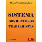 Livro - Sistema dos Recursos Trabalhistas