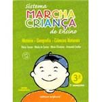Livro - Sistema Marcha Criança de Ensino - 1º Semestre - 3ª Série - 1º Grau