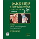 Livro - Sistema Musculoesquelético - Membro Superior - Parte 1 - Vol. 6 - Coleção Netter de Ilustrações Médicas