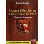 Livro - Sistema Tributário na Constituição de 1988: Tributação Progressiva