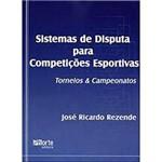 Livro - Sistemas de Disputas para Competições Esportivas: Torneios e Campeonatos