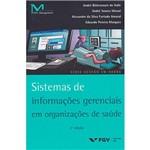 Livro - Sistemas de Informações Gerenciais em Organização de Saúde