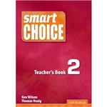 Livro - Smart Choice 2 - Teachers Book