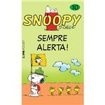 Livro - Snoopy 10 - Sempre Alerta