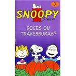 Livro - Snoopy 7 - Doces ou Travessuras?