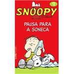 Livro - Snoopy 9 - Pausa para a Soneca