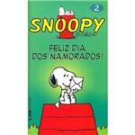 Livro - Snoopy: Feliz Dia dos Namorados! -