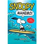 Livro - Snoopy Maneiro!