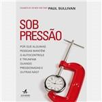 Livro - Sob Pressão