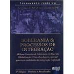 Livro - Soberania & Processos de Integração
