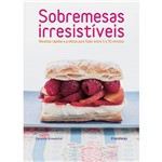 Livro - Sobremesas Irresistíveis