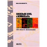 Livro - Sociedade Civil e Democracia