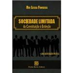 Livro - Sociedade Limitada: da Constituição à Extinção