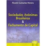 Livro - Sociedades Anônimas Brasileiras & Fechamento de Capital