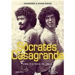 Livro - Sócrates e Casagrande