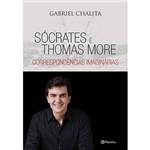 Livro - Sócrates e Thomas More - Correspondências Imaginárias