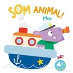Livro - Som Animal!: Mar