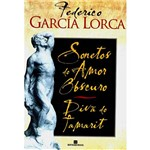 Livro - Sonetos de Amor Obscuro: Divã do Tamarit