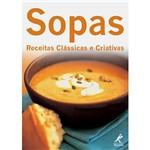 Livro - Sopas - Receitas Clássicas e Criativas