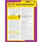 Livro - SOS: Código de Trânsito Brasileiro - Vol. 53