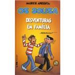 Livro - Sousa, os - Desventuras em Família