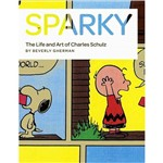 Livro - Sparky: The Life And Art Of Charles Schulz