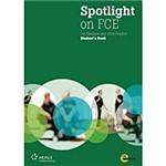 Livro - Spotlight On FCE - Student Book - My FCE Online Pack