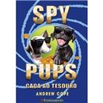 Livro - Spy Pups: Caça ao Tesouro