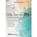 Livro - SQL Server 2014 para Iniciantes