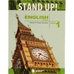 Livro - Stand Up! English Course - Book 1