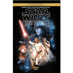 Livro - Star Wars - a Guerra Nas Estrelas - Vol. 2