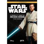 Livro - Star Wars: a Origen e a Lenda de Obi-wan Kenobi