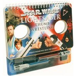 Livro - Star Wars Lightsaber Thumb Wrestling