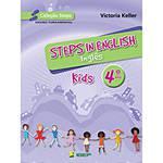 Livro - Steps In English Kids - 4º Ano