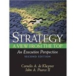 Livro - Strategy - a View From The Top (An Executive Perspective)