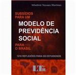 Livro - Subsídios para um Modelo de Previdência Social
