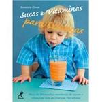 Livro - Sucos e Vitaminas para Crianças