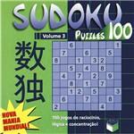 Livro - Sudoku Puzzles Vol. 3