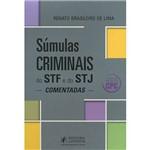 Livro - Súmulas Criminais do STJ e do STJ
