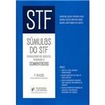 Livro - Súmulas do STF Organizadas por Assunto, Anotadas e Comentadas