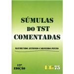 Livro - Súmulas do TST Comentadas